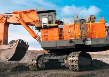 Movimento Terra - Escavatore